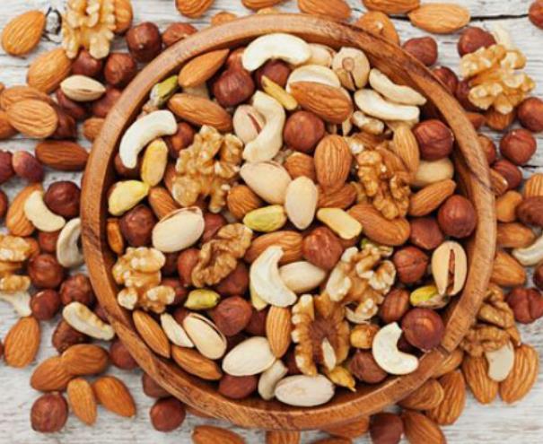 Mixed Dry Fruit Platter
