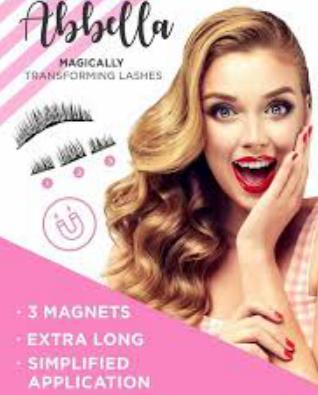 Abbella Magnetic Eyelashes