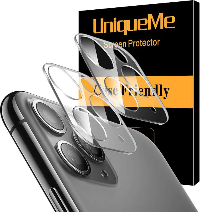 Camera Lens Protector - UniqueMe Camera Lens Protector for iPhone 11 Pro