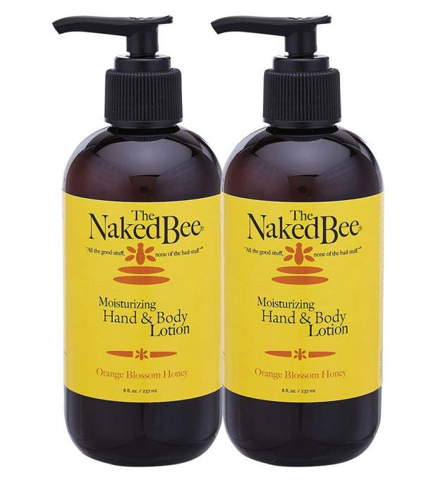 The Naked Bee Orange Blossom Honey Hand & Body Lotion (Pack of 2)