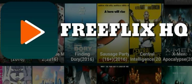 Freeflix HQ movie app