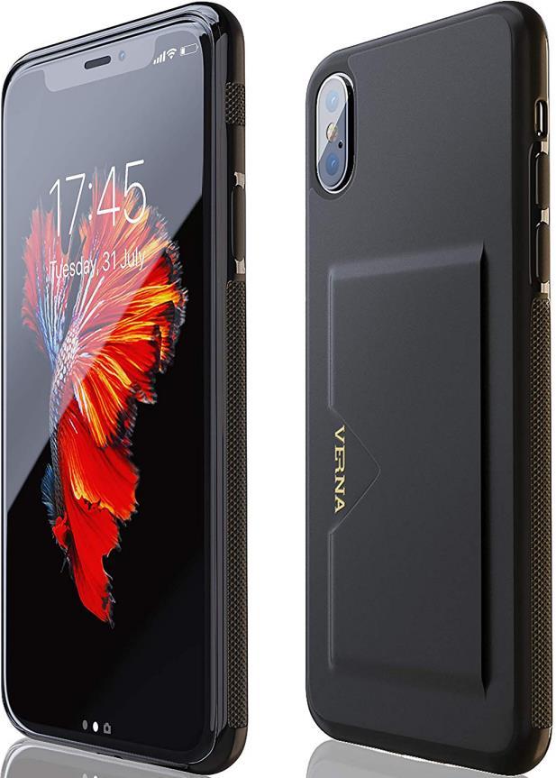 Verna iPhone X Slim Wallet Case