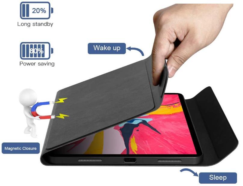 TORUBIA for iPad Pro 11 inch 2020 Keyboard Case