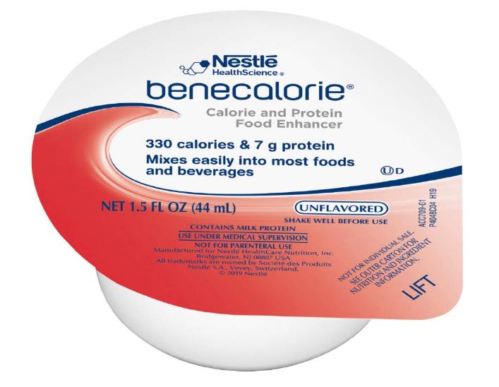 Benecalorie Calorie And Protein Food