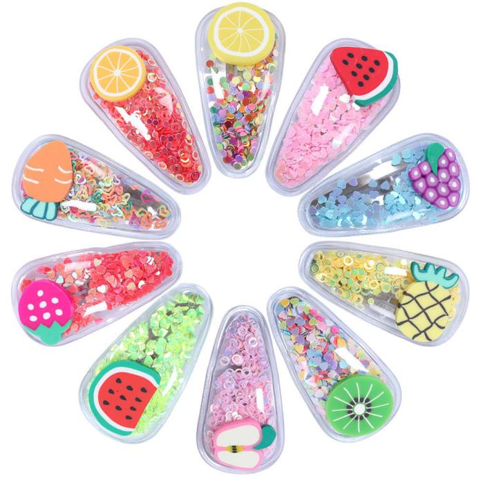 Baby Girls Fruit Hair Barrettes