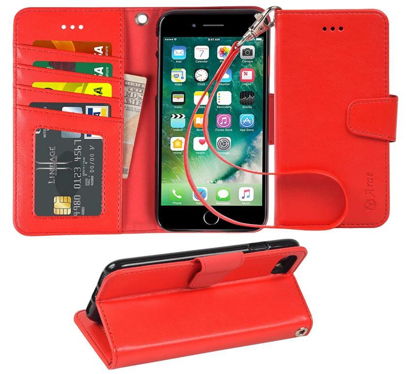 Arae Case for iPhone SE 2020