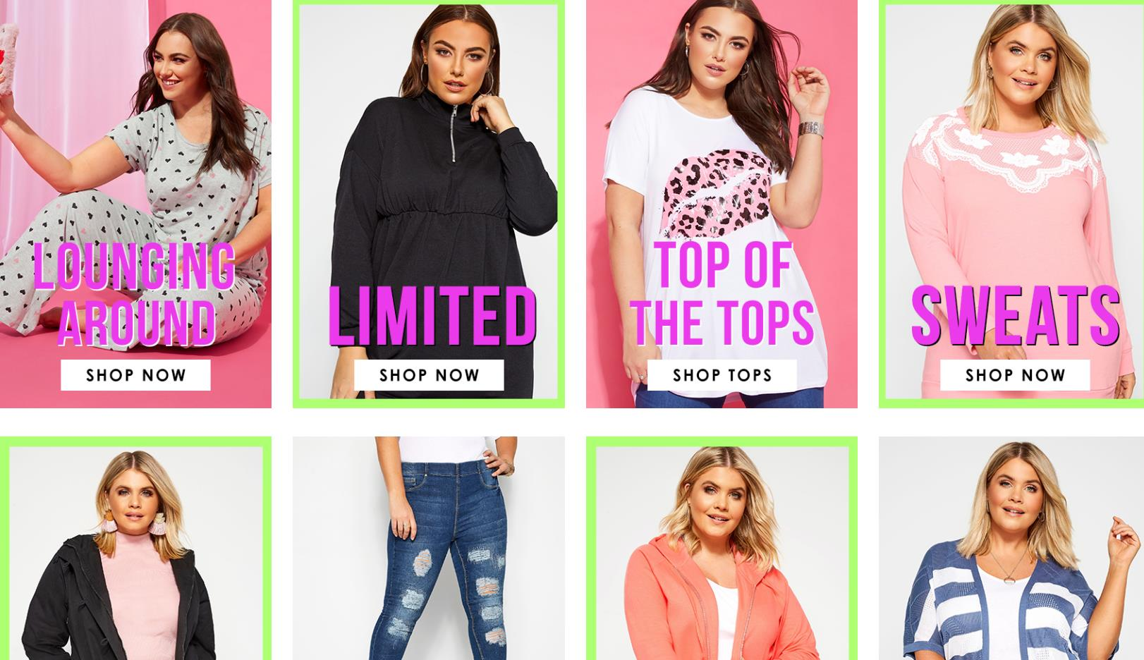 Cheap Plus Size Women's Clothing Stores
