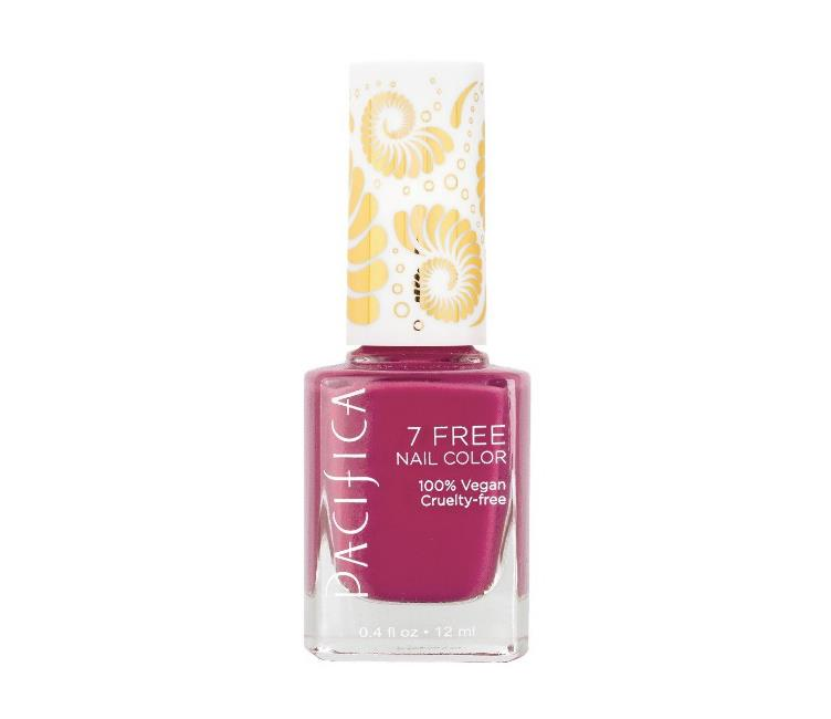 Pacifica Raspberry Beret 7 Free Nail Polish