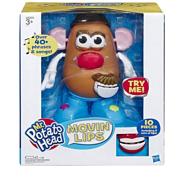 Electronic Interactive Talking Toy