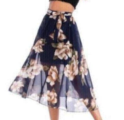 Summer Fashion European and American Women Skirt