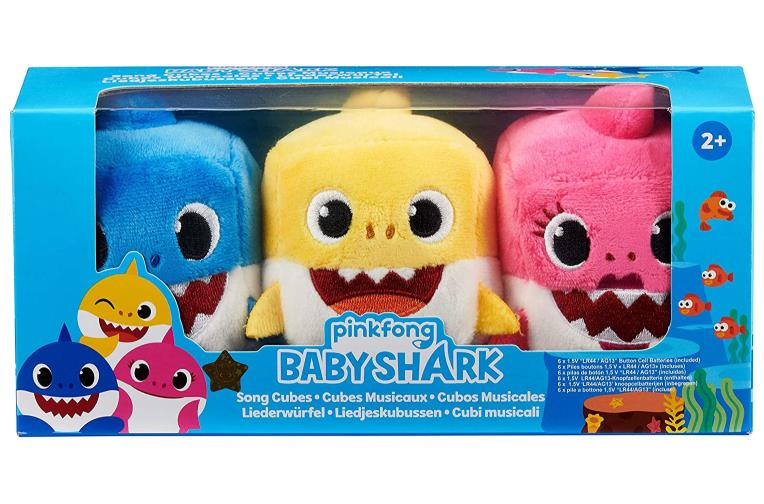 WowWee Pinkfong Baby Shark Official Song Cube