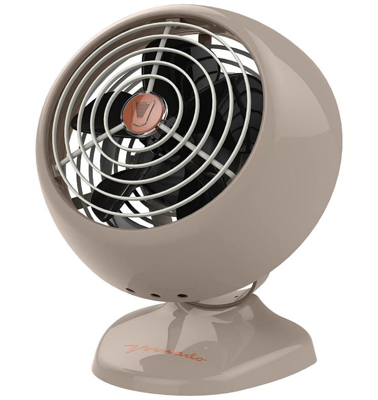 Mini Classic Personal Vintage Air Circulator Fan