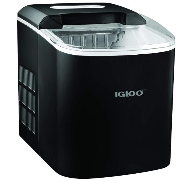 Igloo ICEB26BK Portable Electric Ice Maker