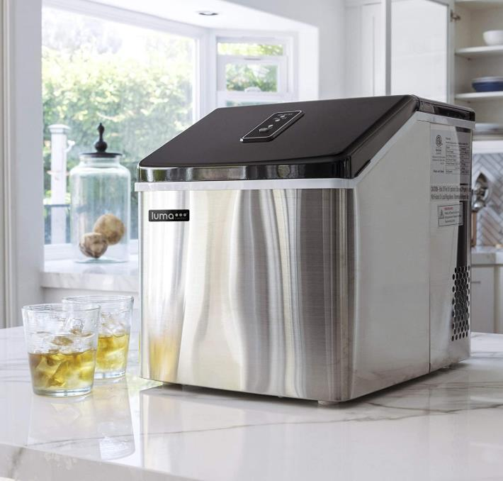 Portable Clear Ice Maker