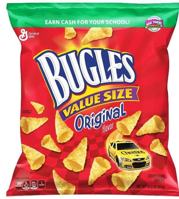 Bugles Cripsy
